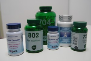 Orthomoleculaire supplementen